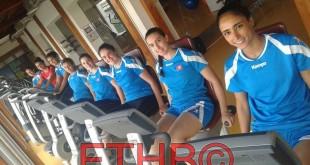 EN féminine de Handball