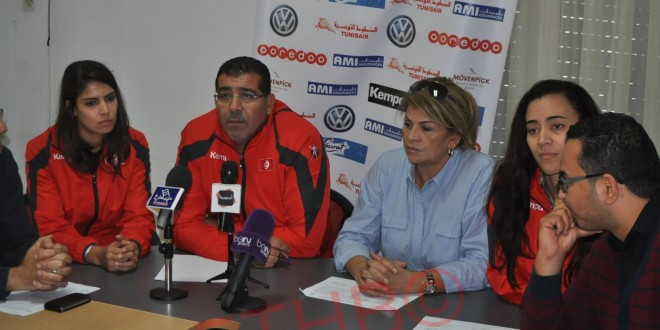 Conférence de presse championnat du monde Danemark