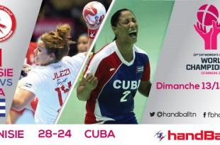 Tunisie---Cuba-Resultat