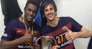 Espagne : Wael Jallouz remporte avec le FC Barcelone la coupe du roi