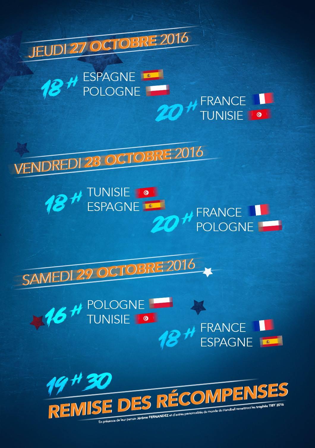 Programme TIBY2016