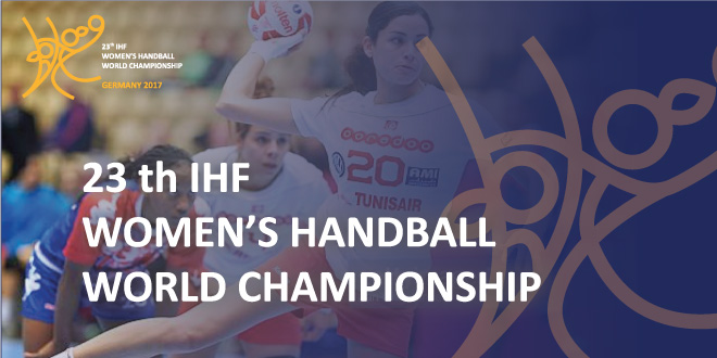 Mondial féminin Germany 2017 : tout le program et les résultats